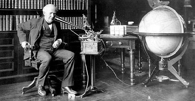 Edison_Phonograph_Diktat