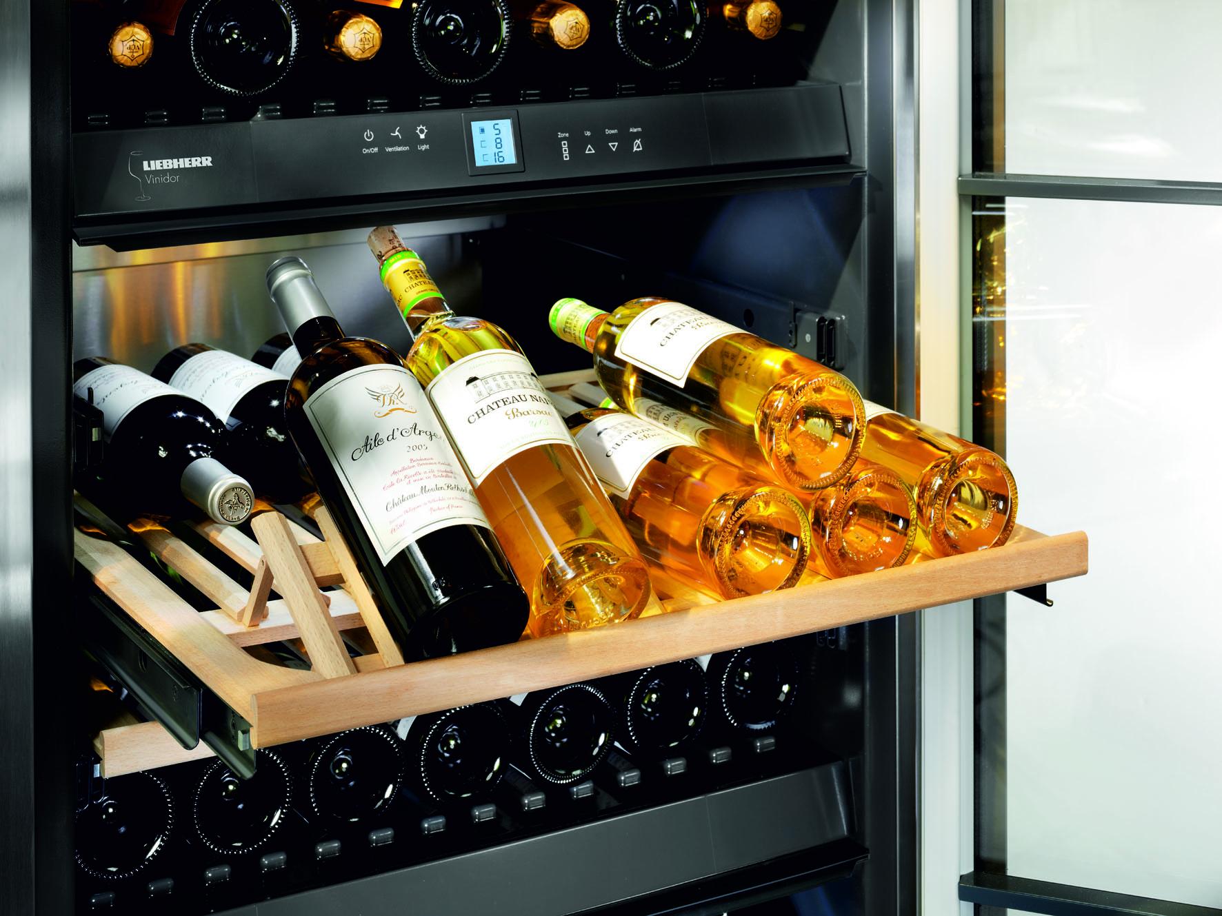 Liebherr Weintemperier- und Weinklimaschränke | sempre-vita.com