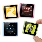 iPod Nano Uhrendesign