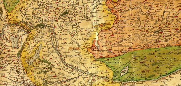 Tabula Burgenlandensis Karte von Sambucus