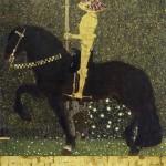 Gustav Klimt - Der goldene Ritter