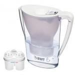 BWT Tischwasserfilter mit Mg2+ Filterkartusche