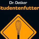 Studentenfutter Dr. Oetker-Verlag