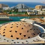 Ice Park Eilat Israel_Luftaufnahme_Feigin Architects_(c)WIEHAG