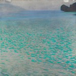 KLIMT_PERSOeNLICH_Gustav_Klimt_Attersee_1900