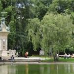 IPTC: Beschreibung Teich im Wiener Stadtpark IPTC: Copyright-Informationen Schaub-Walzer / PID