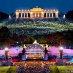 Sommernachtskonzert Wiener Philharmoniker Foto Richard Schuster