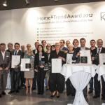 Home&Trend Award 2012_Preisverleihung tendence