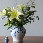 Vase_Deep Blue Laura Strasser