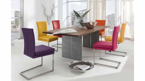 Gemeinsames Essen Liegt Im Trend Tisch Und Stuhl Kombinationen