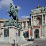 Prinz Eugen Denkmal am Heldenplatz (1. Bezirk) Copyright: Schaub-Walzer / PID