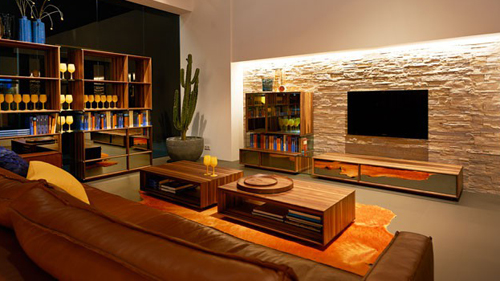 neuigkeiten von team 7 designkatalog lux wohnprogramm cubus design anrichte gewinnspiel. Black Bedroom Furniture Sets. Home Design Ideas