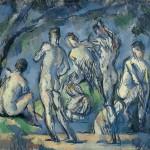 Paul Cézanne, Sieben Badende © Fondation Beyeler