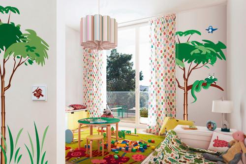 Kinderzimmer originell
