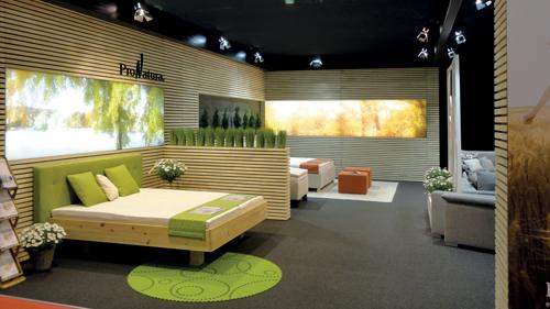 Aktuelle trends der sterreichischen m belindustrie zur for Sofa als raumteiler