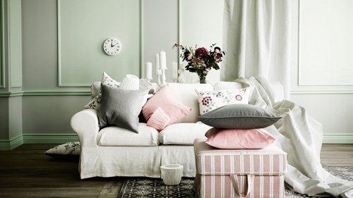 Vintage möbel weiss ikea  Vintage-Look bei IKEA – Klassische Eleganz trifft Leichtigkeit ...