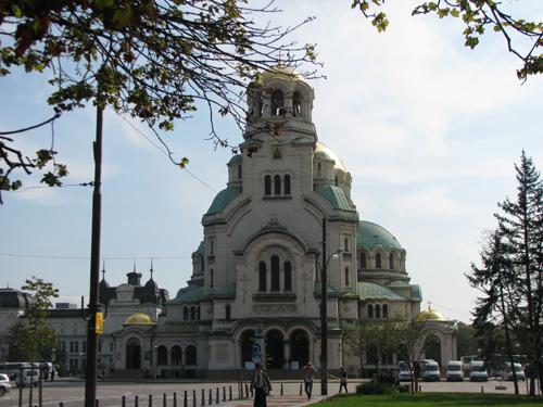 Bulgarien Sofia_Copyright Veronika Holzinger