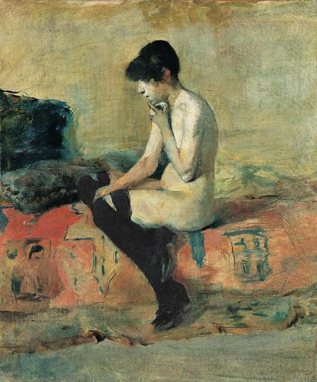 Henri de Toulouse-Lautrec_© Musée Toulouse-Lautrec, Albi