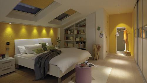 mit beleuchtung wohnraum gestalten sempre. Black Bedroom Furniture Sets. Home Design Ideas
