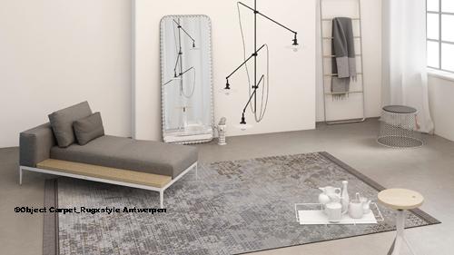 RUGXstyle – neue TeppichKollektion von Object Carpet